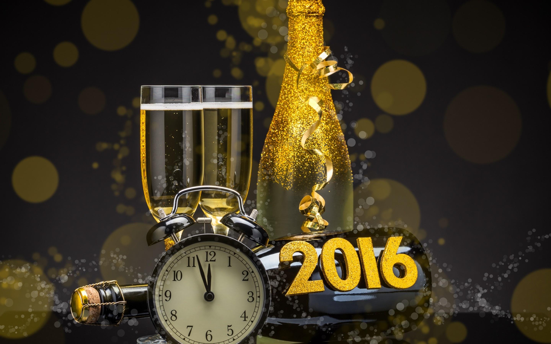 Картинки анимация на новый год 2016